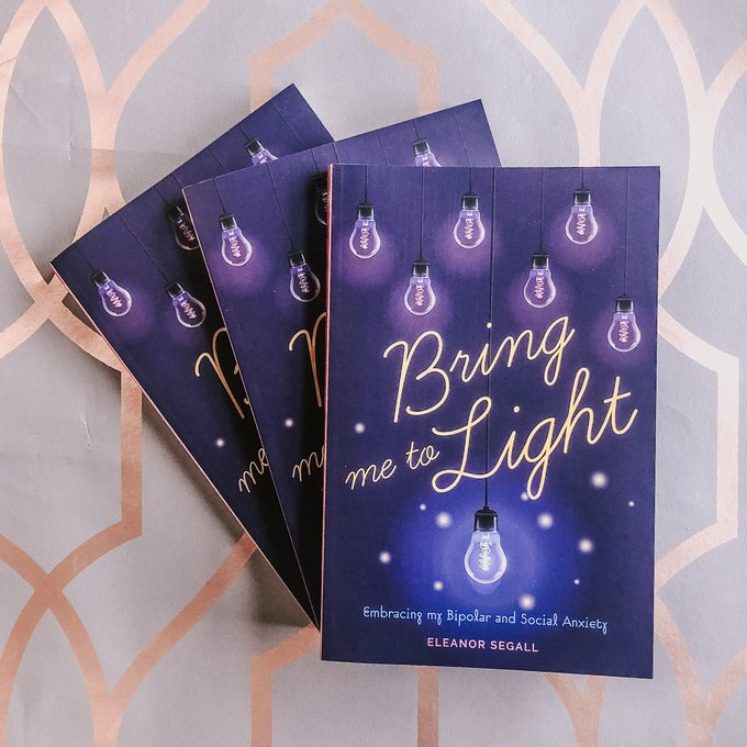 My book Bring me to Light is out now!